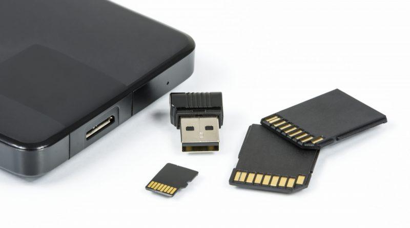 Micro SD kort