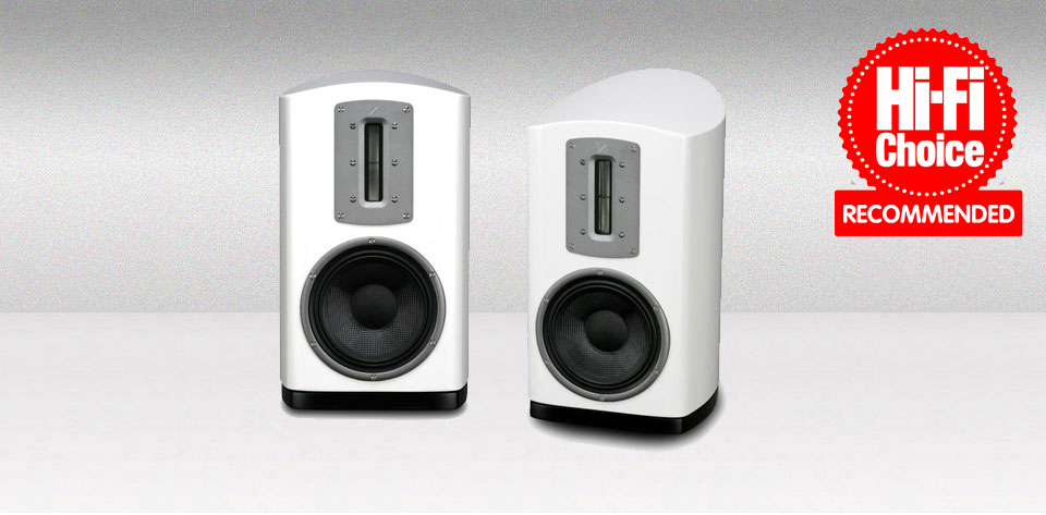 quad z-1 højttalere i hvid