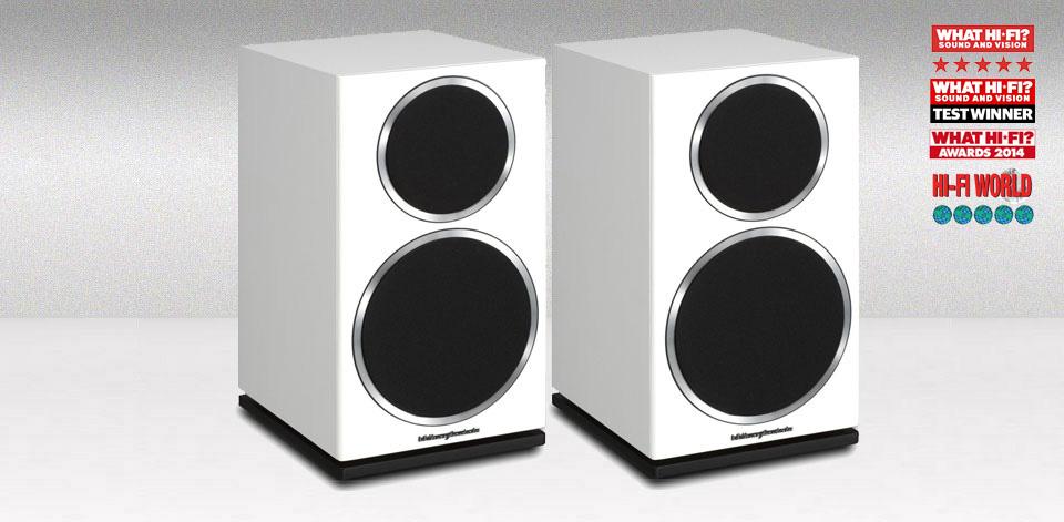 wharfedale diamond 220 kompakte højttalere
