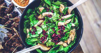 Lækre salater til frokost