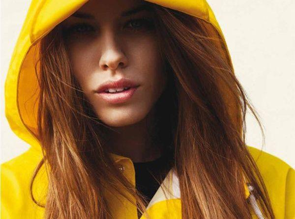 gule regnjakker