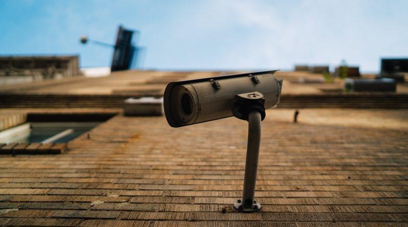 IP-kamera paa vaeg